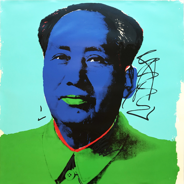 Andy Warhol, 'Mao II.99', 1972, Zeit Contemporary Art