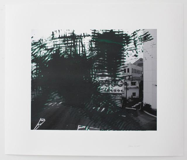 , 'Photo-Print #14,' 2015, Galerie Les filles du calvaire