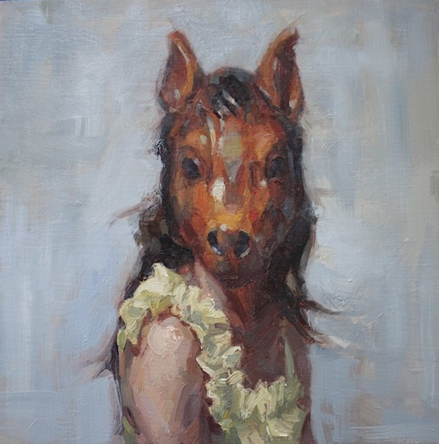 , 'Horse,' 2015, Abend Gallery