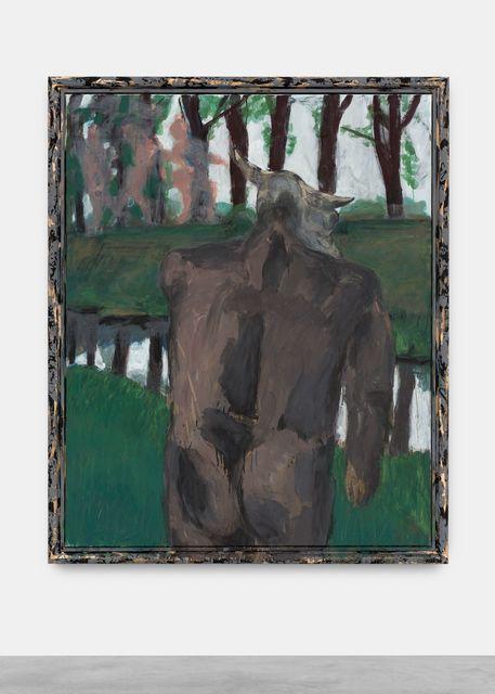 Markus Lüpertz, 'Minotaurus', 2014, Almine Rech