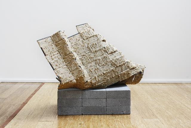 , 'Fallen Structures ,' 2016, Dominik Mersch Gallery