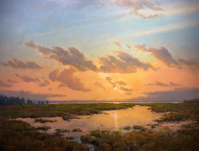 , 'Blackwater Sunrise,' 2017, Susan Calloway Fine Arts