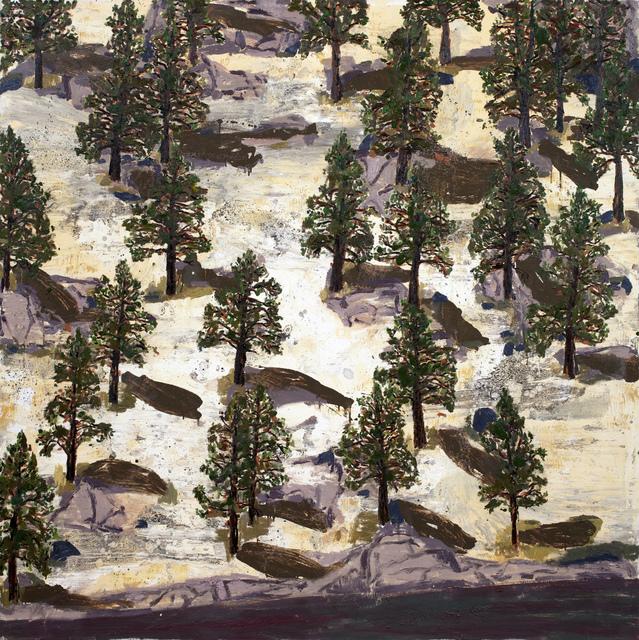 , 'Knox Mountain,' 2013, Winsor Gallery