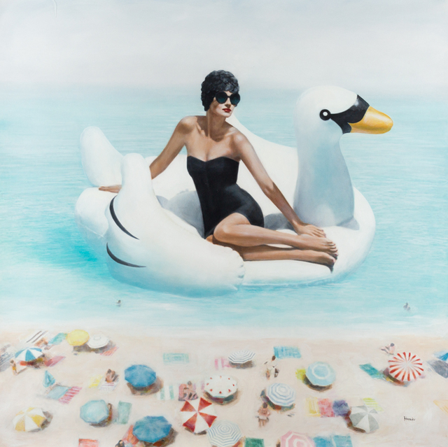 , 'Divine Summer,' , Merritt Gallery