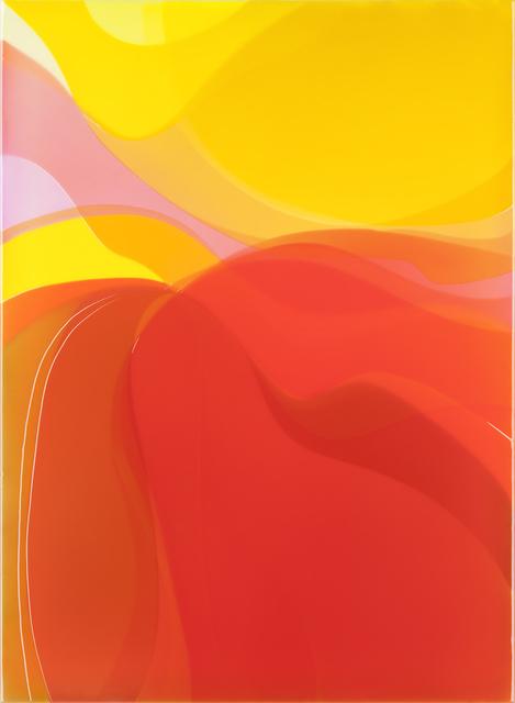 Peter Zimmermann, 'Orange', 2013, Galeria Filomena Soares