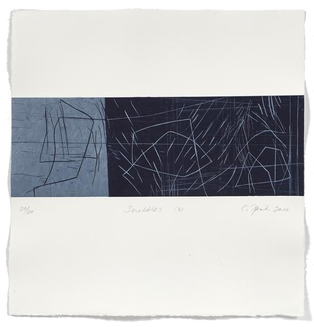 Catherine Farish, 'Scribbles 3', 2009, Atelier-Galerie A.Piroir