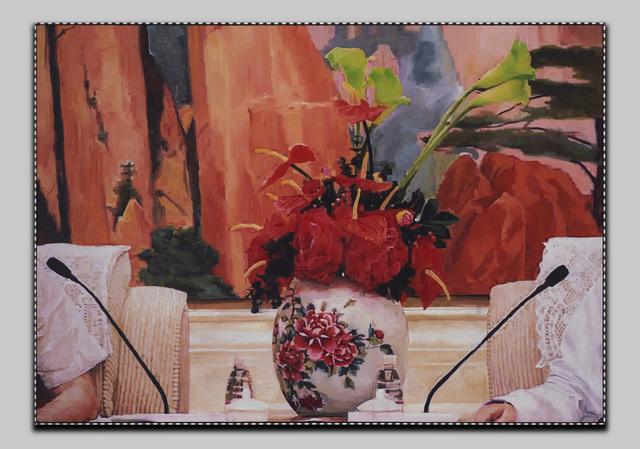 , 'Surveillance and Panorama #21,' 2018, Tang Contemporary Art