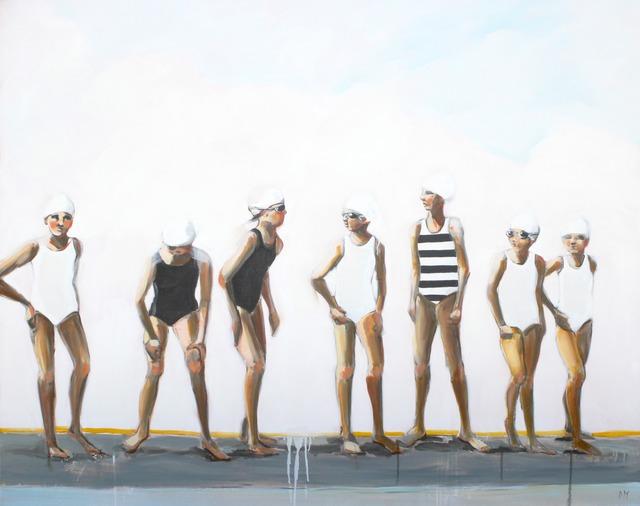 , 'It's a Start,' 2010-2018, Eisenhauer Gallery