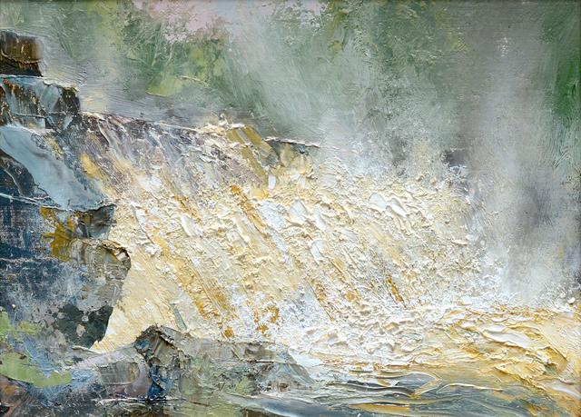 , 'St Regis Falls,' 2014, Gallery 1261