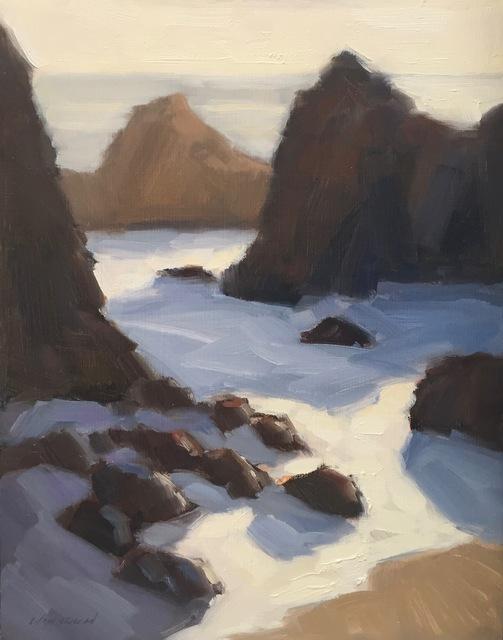 , 'Mussel Rock,' 2018, STUDIO Gallery