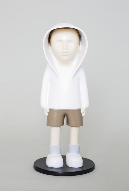 , 'Hooded Boy,' 2014, Southern Guild