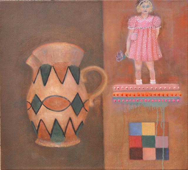 , 'I love Joan Brown,' 2016, Joshua Tree Art Gallery