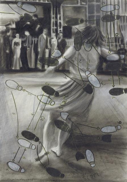 , 'Autoportret,' 1998, Biuro Wystaw