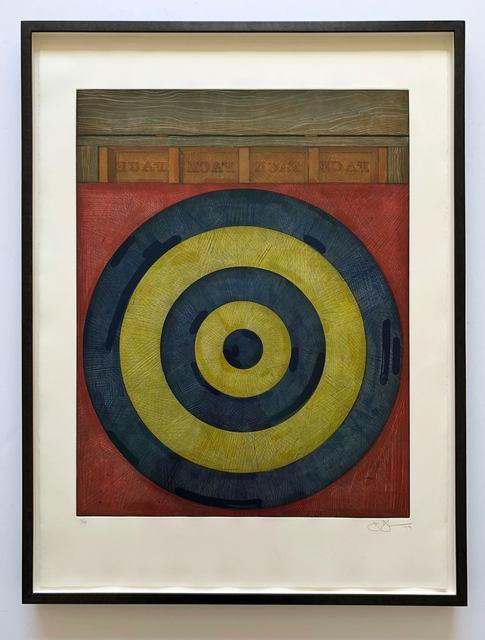 , 'Target with Four Faces (ULAE 203),' 1979, Joseph K. Levene Fine Art, Ltd.