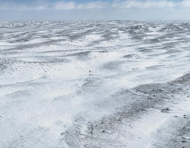 , 'Sandhills Blizzard, Cherry County, Nebraska,' 2013, Kopeikin Gallery