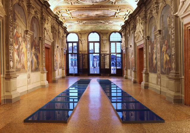 , 'Confluenze,' 1967/2011, Fondazione Prada