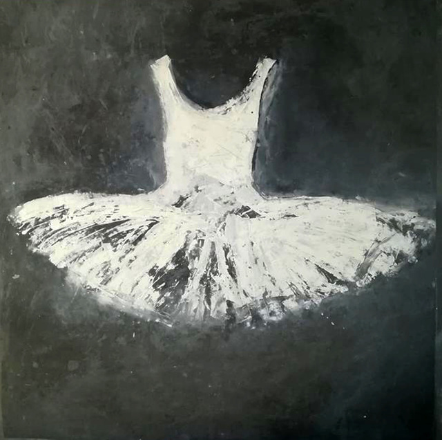 , 'Winter Dress,' 2018, Galleria Ca' d'Oro