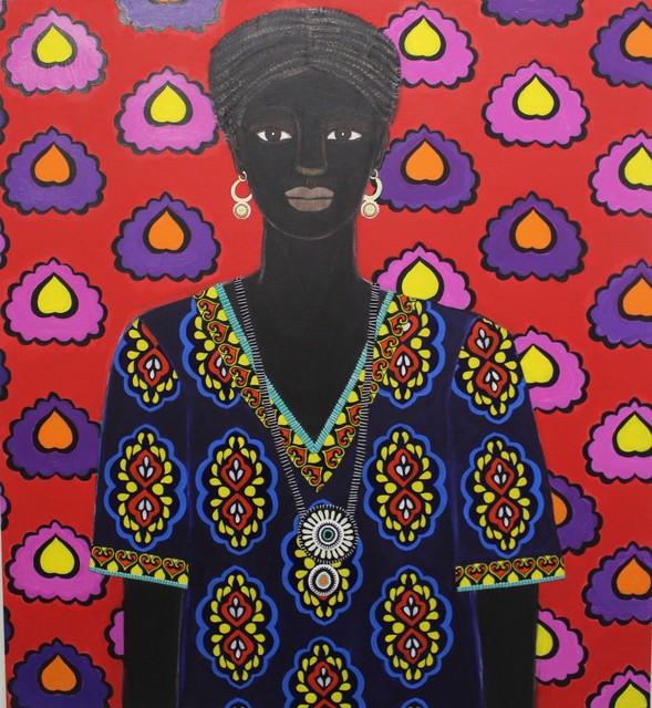 Carla Kranendonk, 'Norma', 2019, Rebecca Hossack Art Gallery