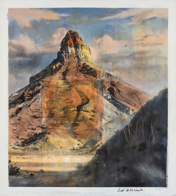 Bob Stuth-Wade, 'Cerro Castellan', 2018, Valley House Gallery & Sculpture Garden