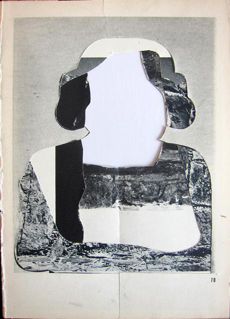 , 'Antropología,' 2013, Galería La Caja Negra