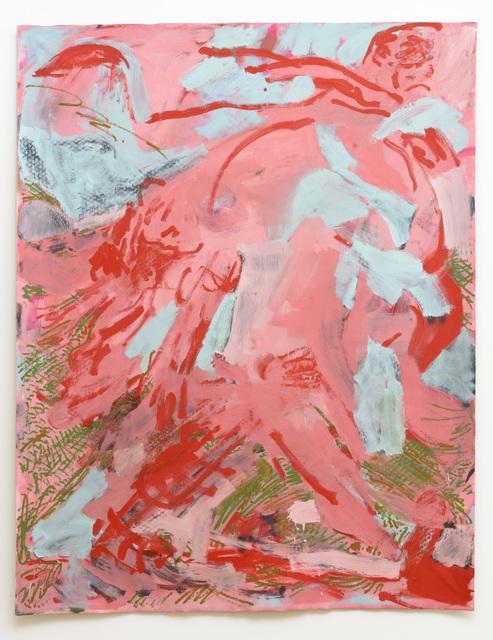 , 'Mars and Venus 2,' 2016, Samuel Freeman