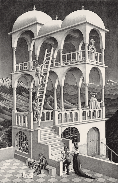 , 'Belvedere,' 1958, SPONDER GALLERY