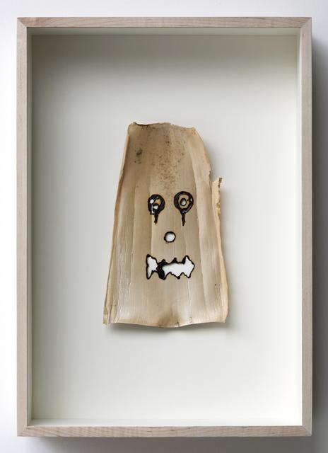 , 'Máscaras IV,' 2017, Galería Alterna