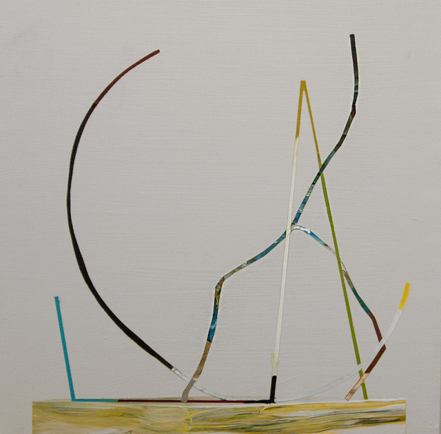 , 'Ways,' 2013, Narwhal Projects