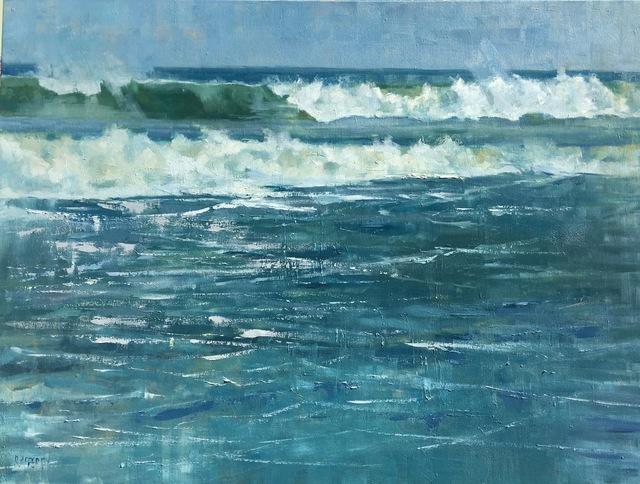 , 'Summer Sea,' 2018, Studio Shop Gallery