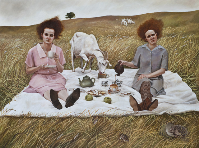 , 'Tea -Limited Edition Signed Print,' 2018, RJD Gallery