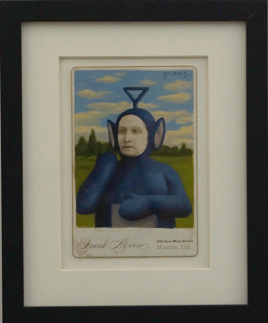, 'untitled (Teletubby),' 2012, Richard Levy Gallery