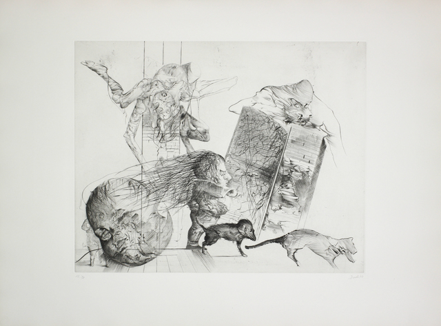 , 'Le Puisatier I,' 1974, Jeanne Bucher Jaeger