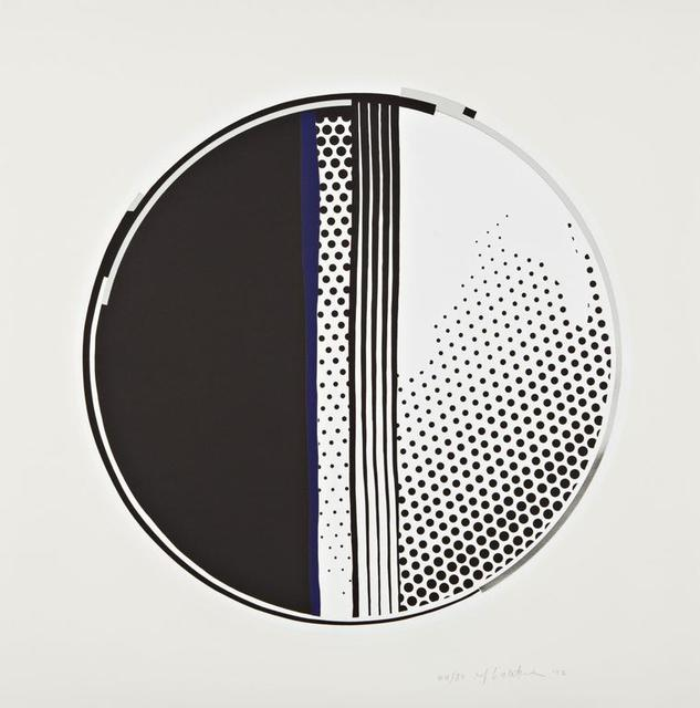 Roy Lichtenstein, 'Mirror #1', 1971, Vertu Fine Art