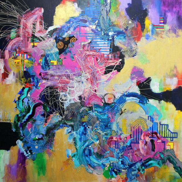, 'Rave Fission,' 2016, Ro2 Art