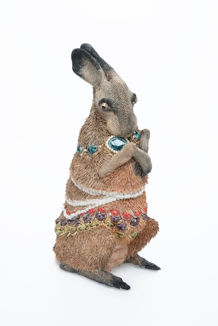 , 'rich hare,' 2016, Brutto Gusto