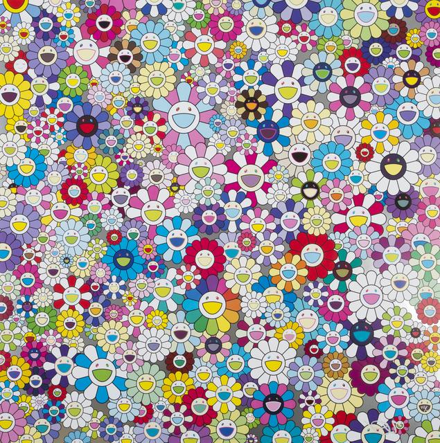 Takashi Murakami, 'Shangril-La Shangril-La Shangril-La', Julien's Auctions