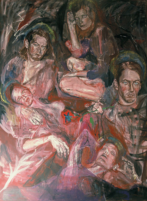 , 'Dreamers,' 2003, Galerie Nagel Draxler
