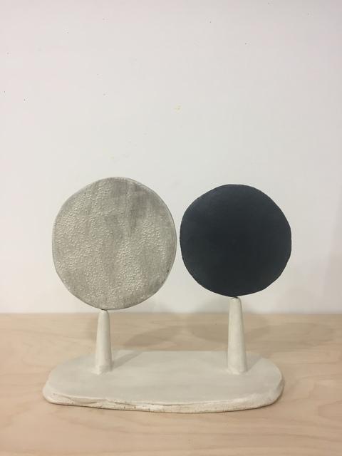 , 'Untitled (White & Black Rounds),' 2019, Jason McCoy Gallery