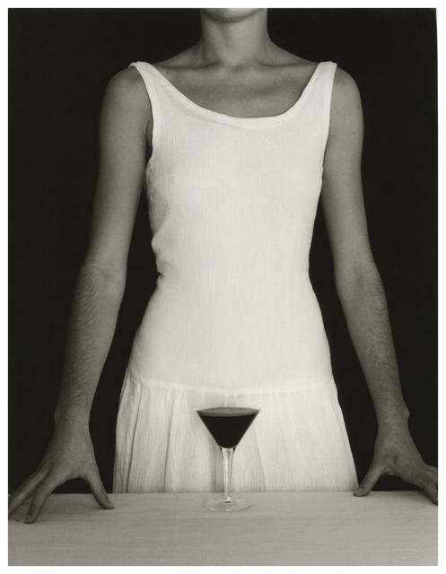 , 'Untitled (Mujer/Copa),' 1985, Mario Mauroner Contemporary Art Salzburg-Vienna