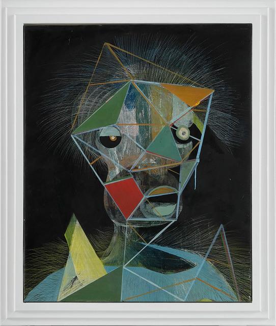 , 'Portrait 16,' 2016, Monte Clark Gallery