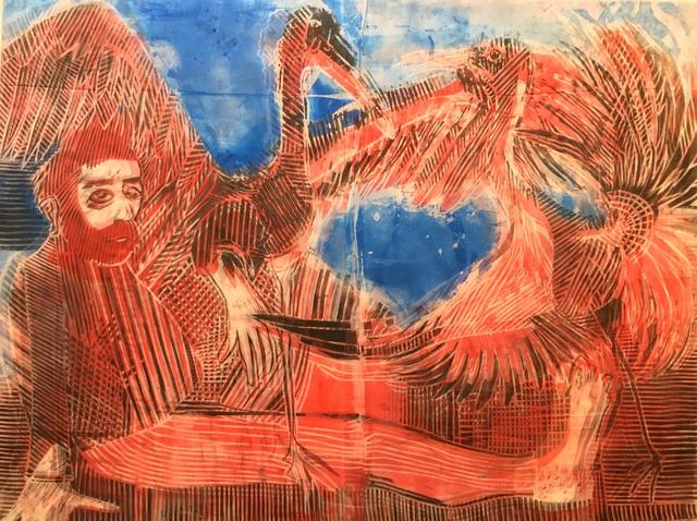 """, '""""Nobody is Leaving"""",' 2018, Gallery 104"""