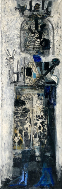 Antoni Clavé, 'Grand Roi à la Canne', 1958, Galeria Jordi Pascual