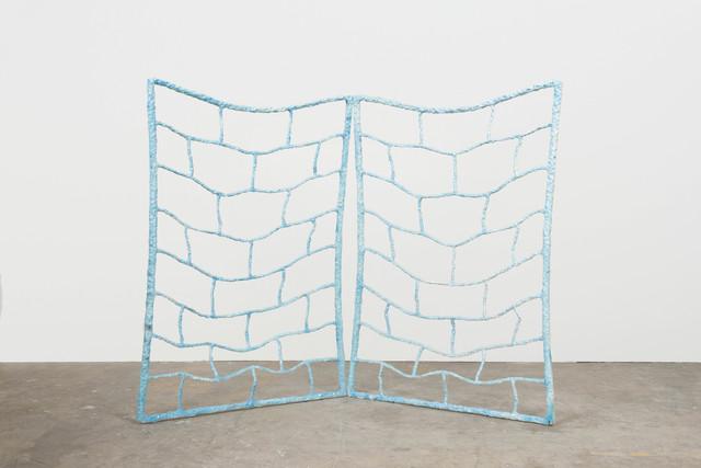 , 'Block Wall,' 2012-2015, Ghebaly Gallery