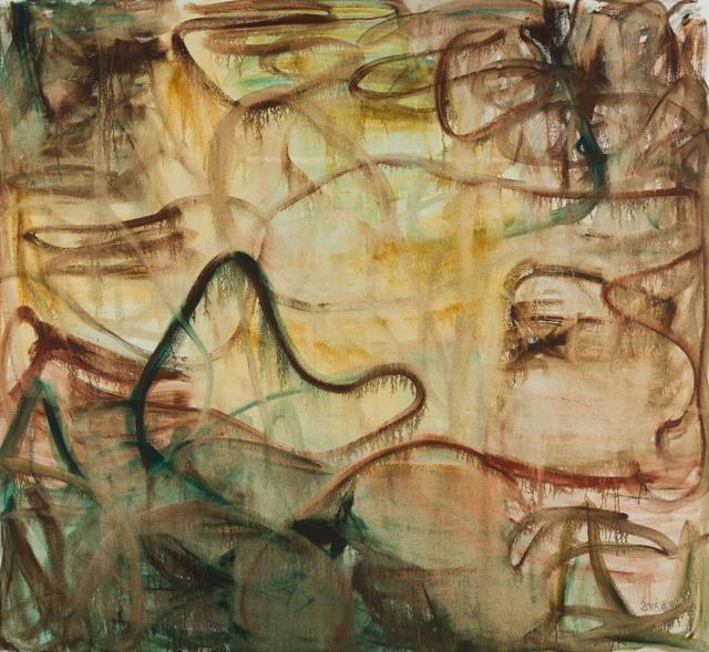 , 'Warm Color Lines,' 2016, Hauser & Wirth
