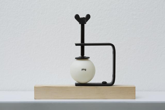 , 'Ping-poem #3,' 2014, Galeria Millan