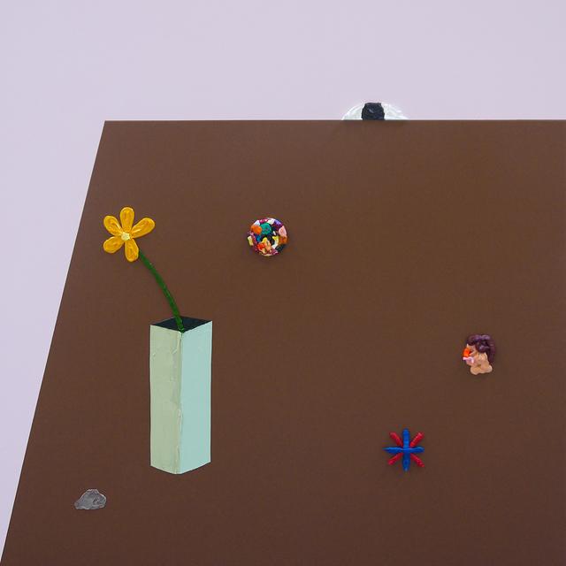 , 'Corner Poet,' 2017, Fabien Castanier Gallery