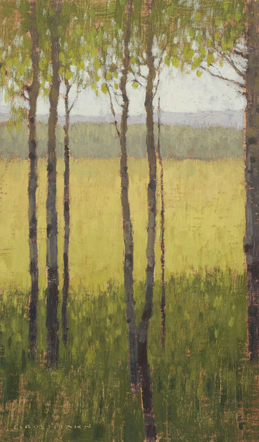 , 'From Inside of an Aspen Grove,' 2010-2015, Gallery 1261