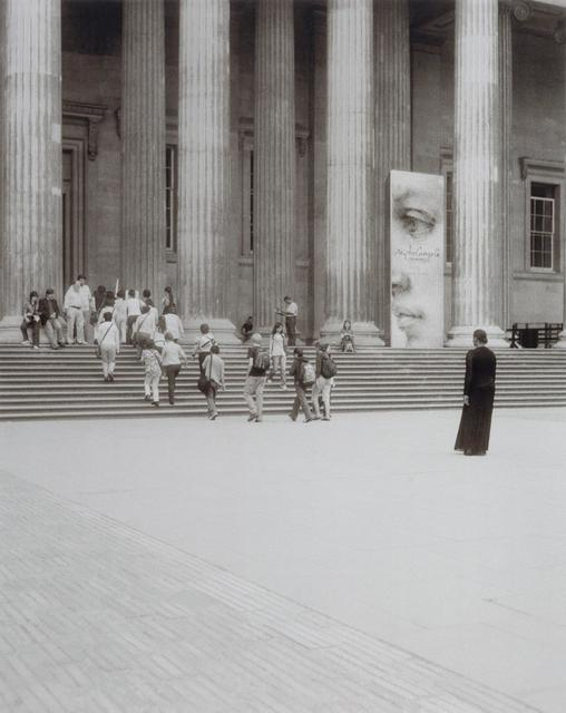 , 'When and Where I Enter the British Museum,' 2006, Tang Teaching Museum and Art Gallery
