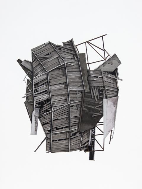 , 'Mass Study IV,' 2018, Paradigm Gallery + Studio