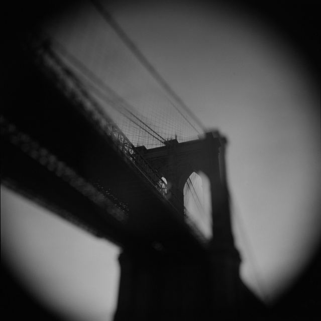 Dave Anderson, 'Brooklyn Bridge', 2003, ClampArt